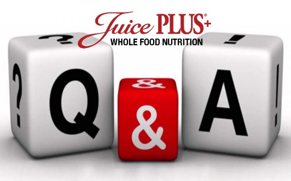 Juice Plus+ Questions and Answers