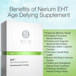 Benefits of Nerium EHT Brain Supplement