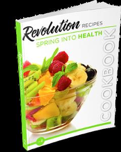 Healthy Living Revolution Cookbook