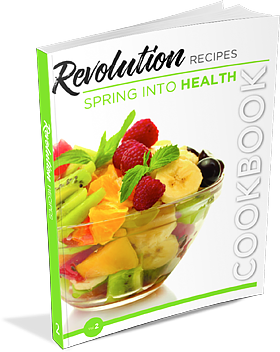 Download our Healthy Living Cookbook!