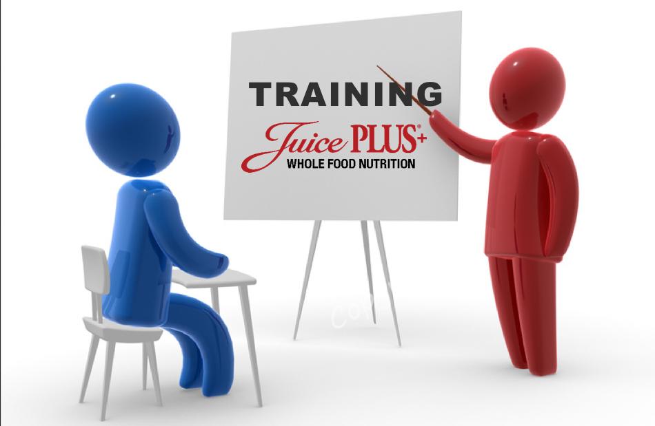 Juice Plus+ Training