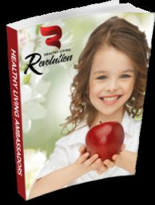 Healthy Living Revolution Children's Book