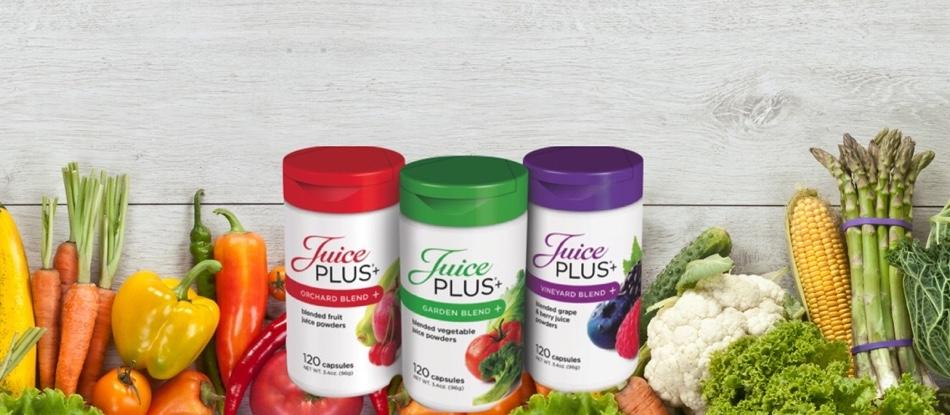 Juice Plus Vegetables Trio
