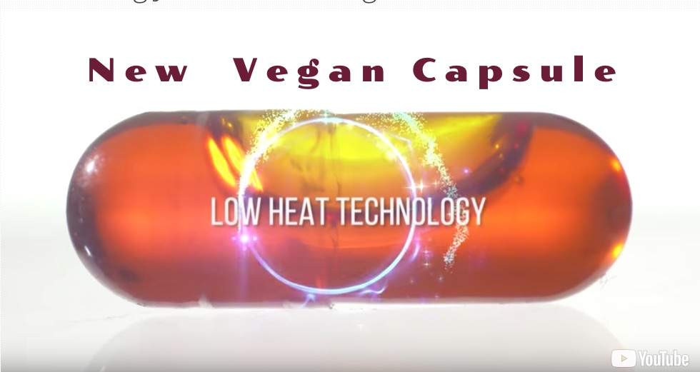 Juice Plus+ Omega Blend - Vegan low heat capsule