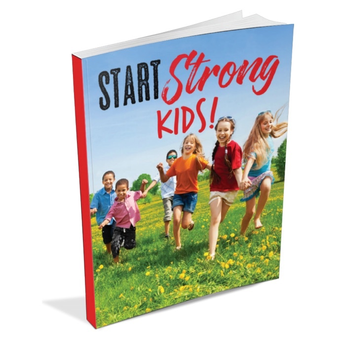 Download • Start the Strong Kids Challenge from Juice Plus