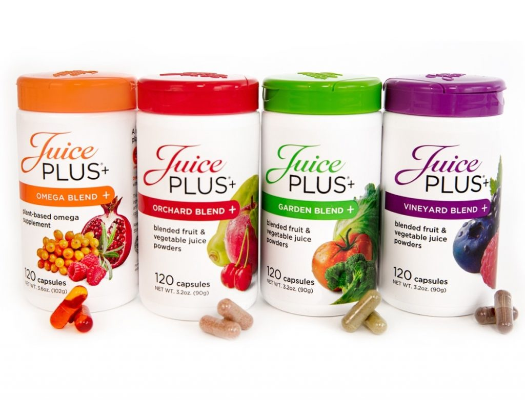 Information on Juice Plus Capsules & more