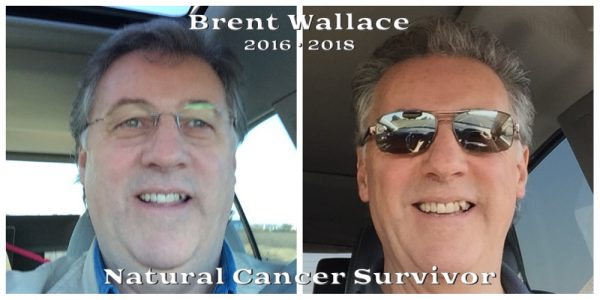 Brent Wallace • Natural Cancer Survivor